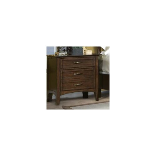Vaughan Furniture Stanford Heights 3 Drawer Nightstand