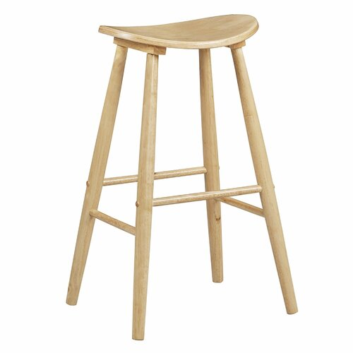 "Linon Curve 29"" Bar Stool"