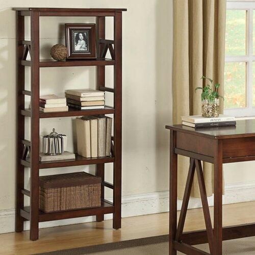 """Linon Titian 54.45"""" Bookcase"""