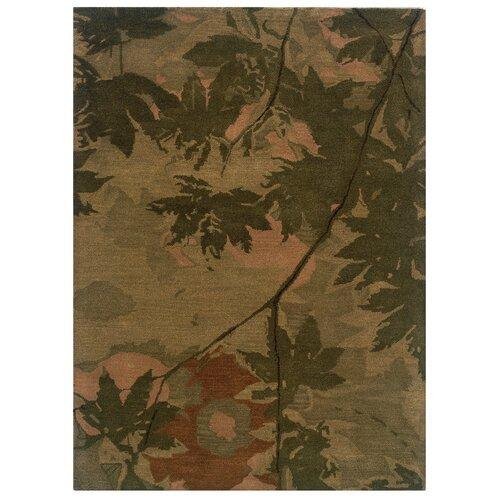 Florence Olive / Forest Rug