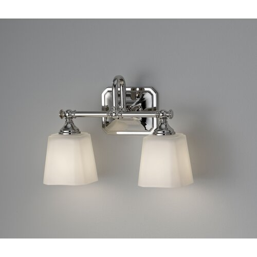 Feiss Concord 2 Light Bath Vanity Light