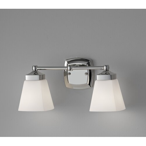 Feiss Delaney 2 Light Bath Vanity Light