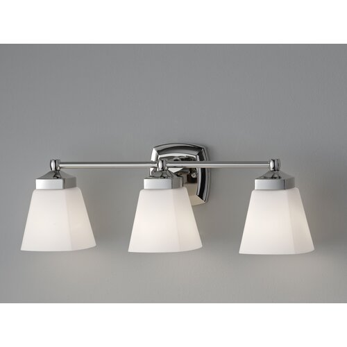 Feiss Delaney 3 Light Bath Vanity Light