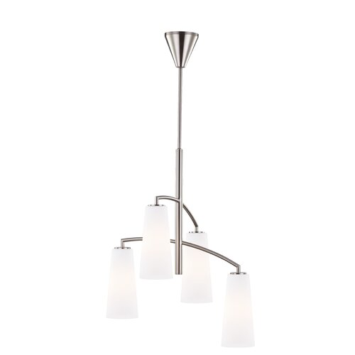 Coddington 4 Light Chandelier