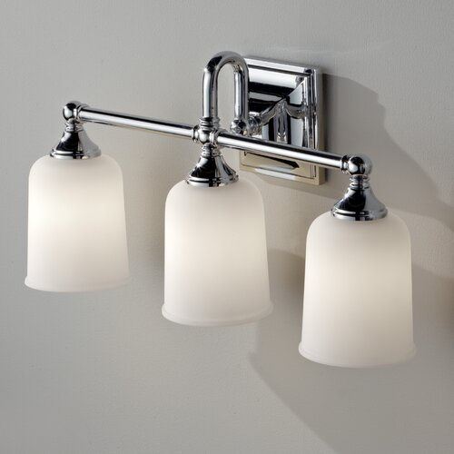 Feiss Harvard 3 Light Bath Vanity Light