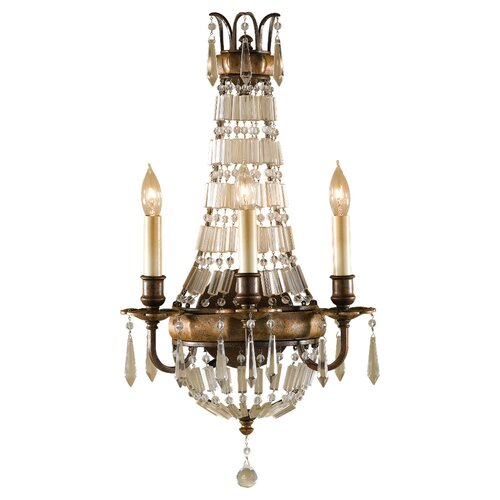 Feiss Bellini 3 Light Wall Sconce