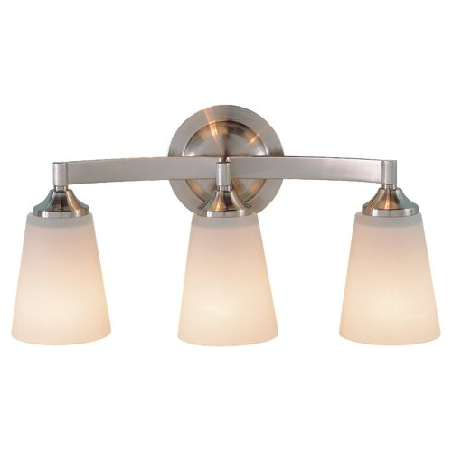 Feiss Paris Moderne 3 Light Vanity Light