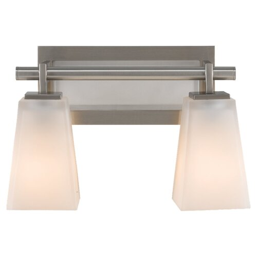 Feiss Clayton 2 Light Bath Vanity Light
