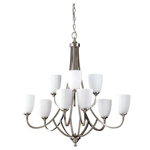 Feiss Perry 9 Light Chandelier