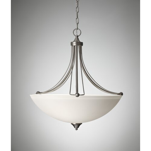 Feiss Morgan 3 Light Chandelier
