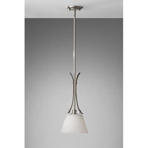 Feiss Spectra 1 Light Mini Pendant