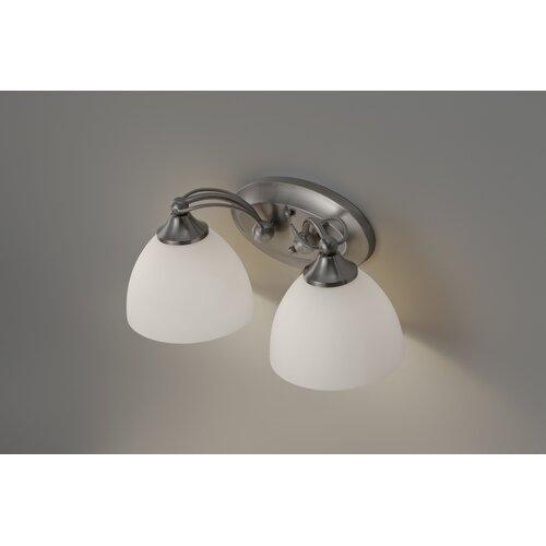 Feiss Morgan 2 Light Bath Vanity Light