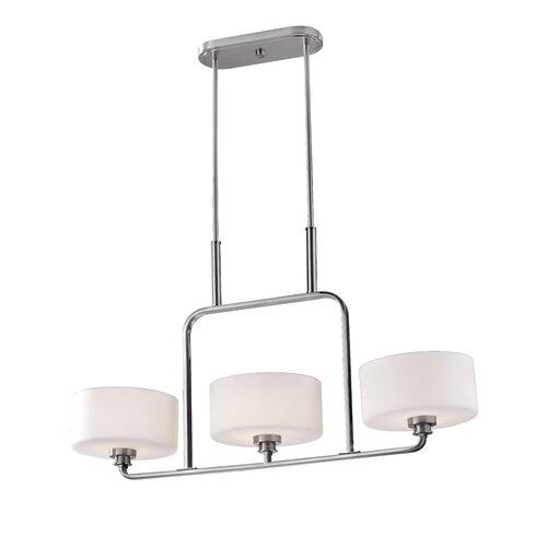 Feiss Kincaid 3 Light Pendant