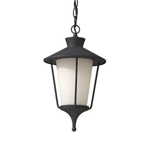 Feiss Hawkins Square 1 Light Outdoor Lantern