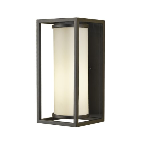 Feiss Industrial Moderne 1 Outdoor Light Wall Lantern