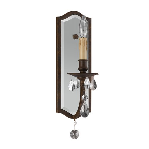 Feiss Salon Ma Maison 1 Light Wall Sconce