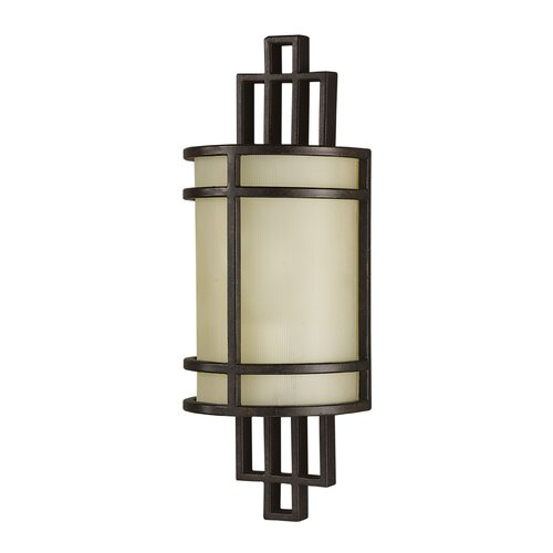 Feiss Fusion 1 Light Wall Sconce