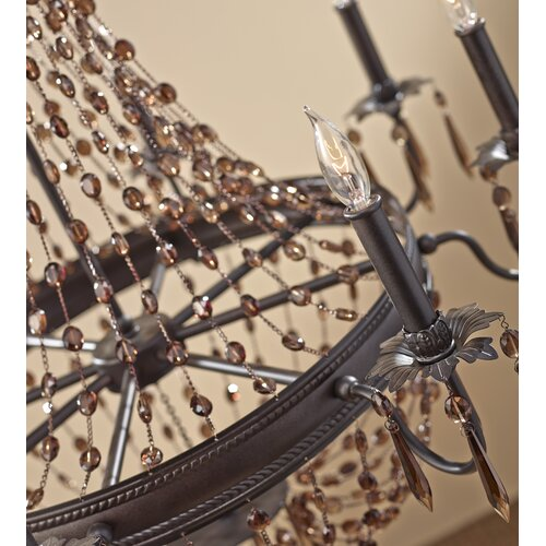 Feiss Marcia 8 Light Chandelier