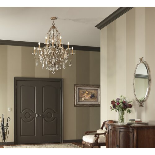 Feiss Valentina 12 Light Chandelier