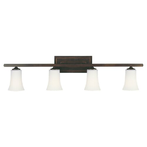 Feiss Boulevard 4 Light Vanity Light