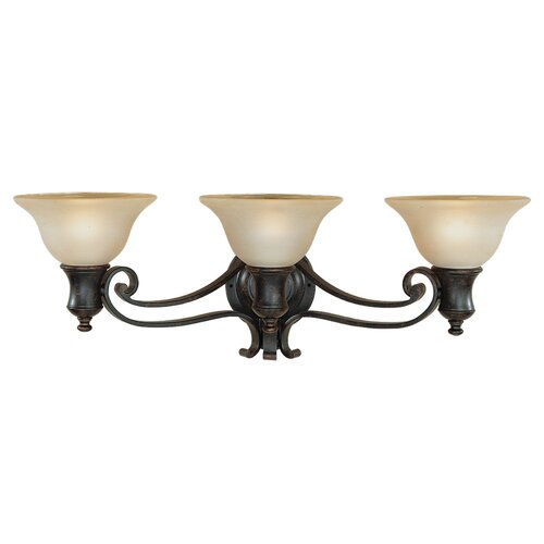 Feiss Cervantes 3 Light Vanity Light