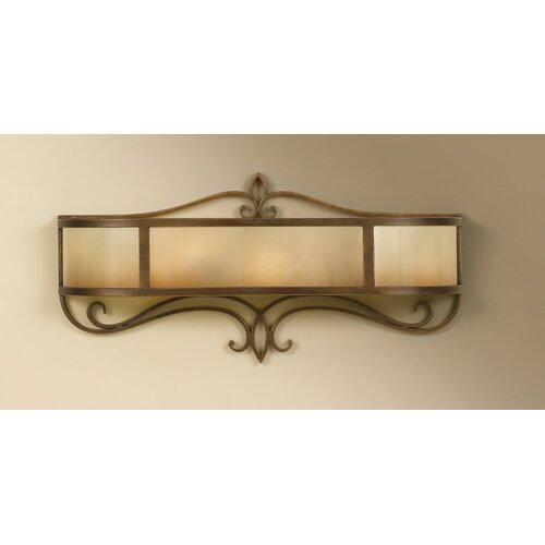 Feiss Justine 2 Light Bath Bar