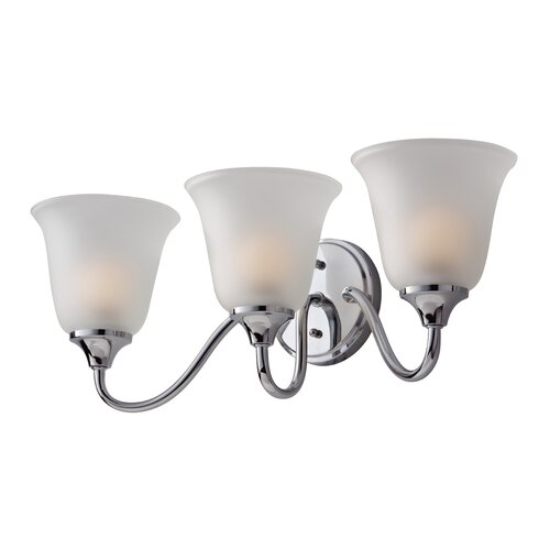 Feiss Jela 3 Light Bath Vanity Light