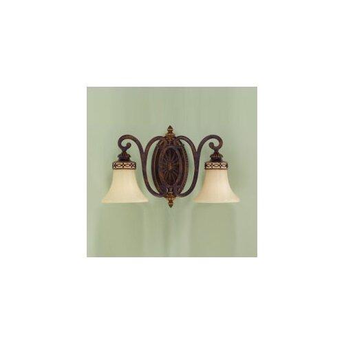 Feiss Edwardian 2 Light Vanity Light