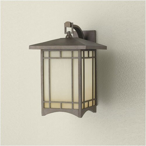 Feiss August Moon Outdoor Wall Bracket Lantern