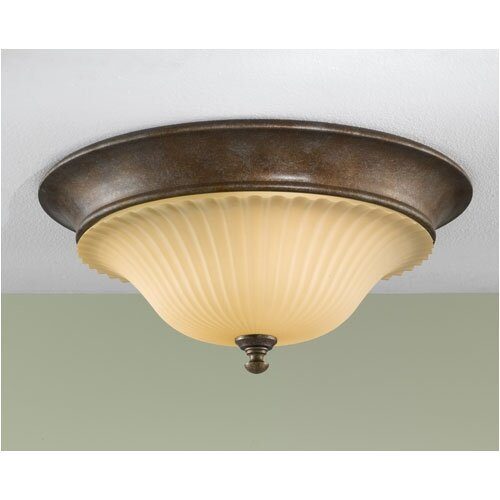 Feiss Somerset Flush Mount