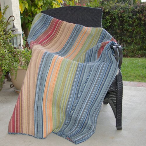 Katy Quilted Cotton Throw