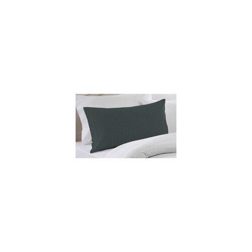 Dark Green and Blue Checks Pillow Sham