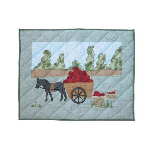 Patch Magic Apple Cart Pillow Sham