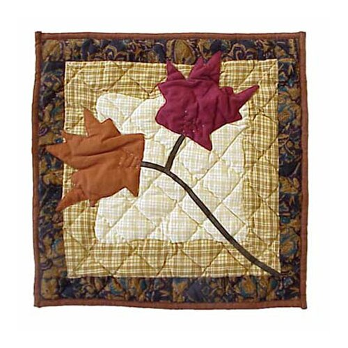 Autumn Leaves Toss Pillow
