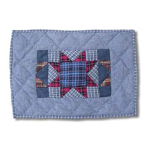 Denim Burst Placemat (Set of 4)