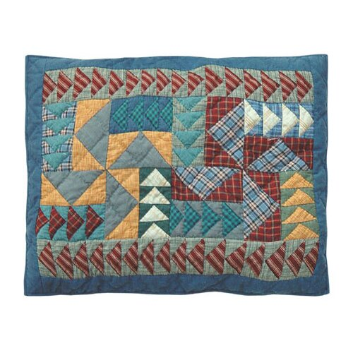 Fall Windmills Pillow Sham