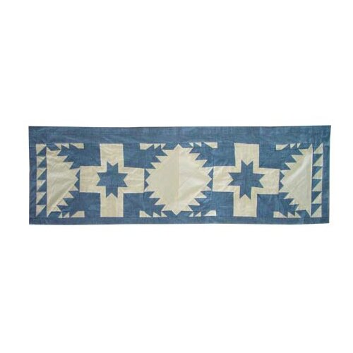 """Patch Magic Feathered Star 54"""" Curtain Valance"""