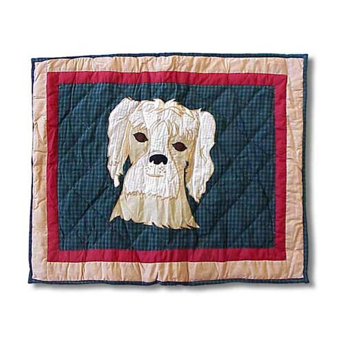 Patch Magic Fido Dog Pillow Sham