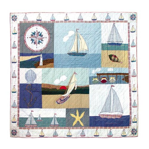 Nautical Duvet Cover / Comforter