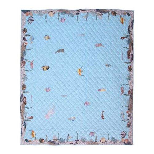 Underwater Haven Duvet Cover / Comforter