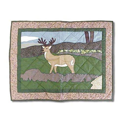 Wilderness Deer Pillow Sham