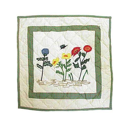 Patch Magic Wildflower Toss Pillow