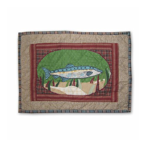 Patch Magic Gone Fishing Placemat