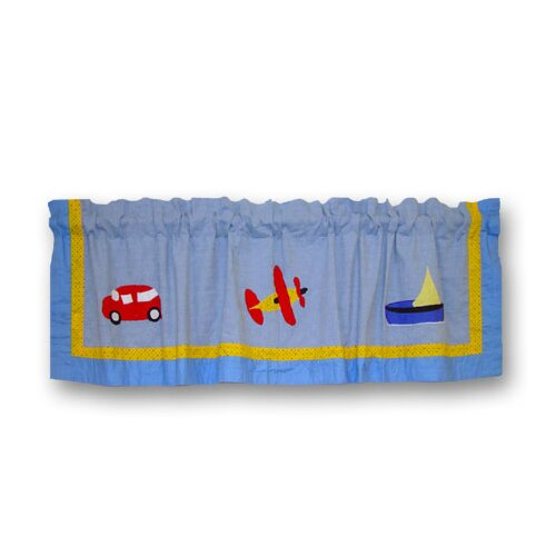 "Patch Magic Junior Travel 54"" Curtain Valance"