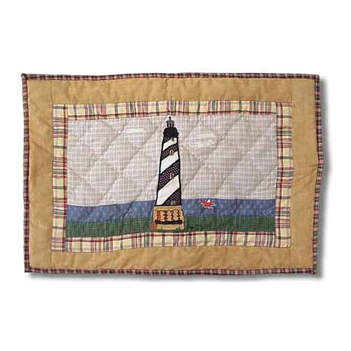 Patch Magic Lighthouse By Bay Placemat
