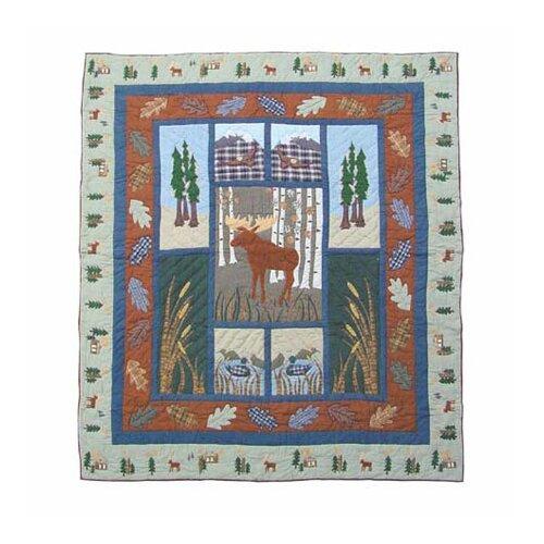 Moose Duvet Cover / Comforter