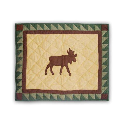 Moose Trail Pillow Sham