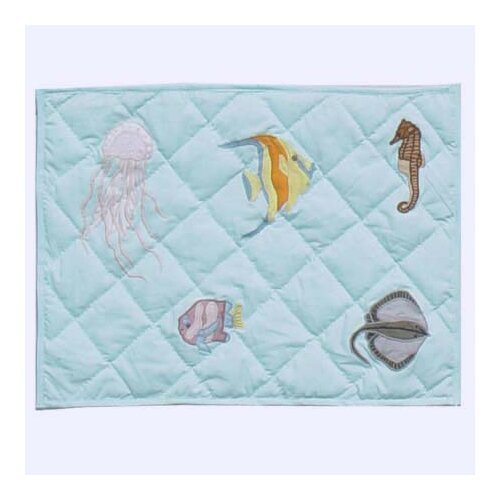 Underwater Haven Placemat (Set of 4)