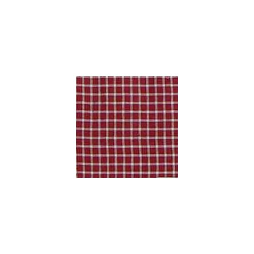 Patch Magic Red White Checks Napkin (Set of 4)