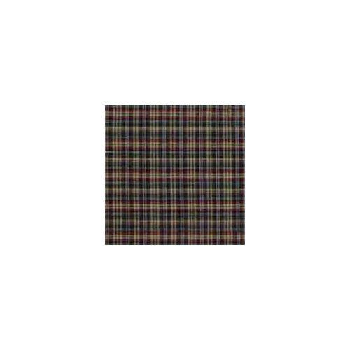 Patch Magic Tan Red and Black Plaid Napkin (Set of 4)